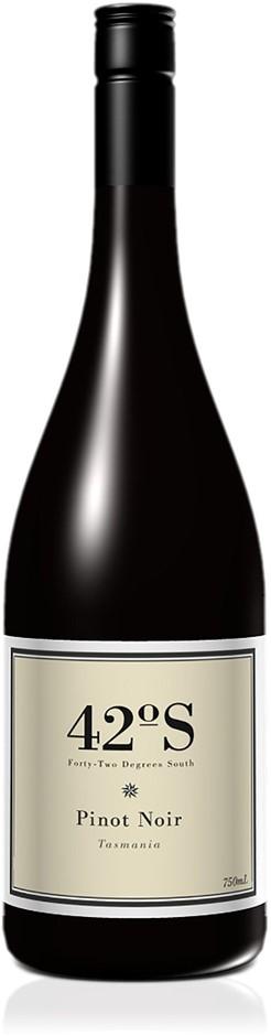 42 Degrees South Pinot Noir 2020 (12x 750mL).