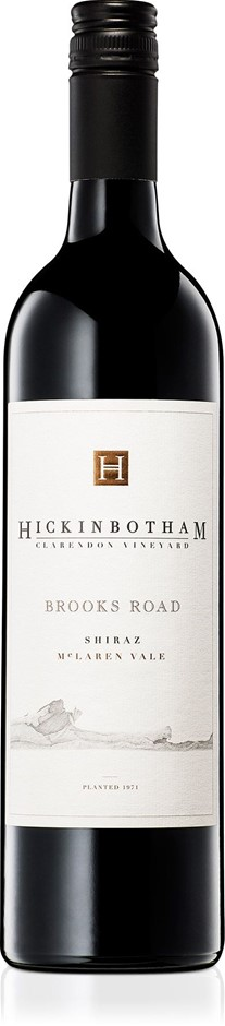 Hickinbotham Clarendon Brooks Road Shiraz 2018 (6x 750mL).