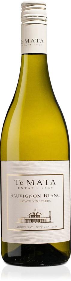 Te Mata Estate Vineyards Sauvignon Blanc 2019 (6x 750mL).