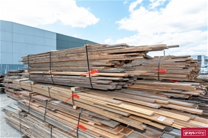 2x Pack of Assorted Recycled Timber Floo