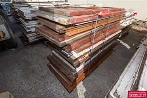 25 x Assorted Recycled Timber Doors