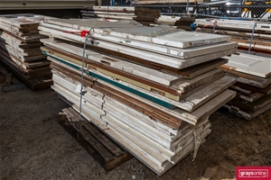 30 x Assorted Recycled Timber Doors
