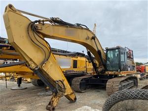 2011 Caterpillar 336D L Hydraulic Excava