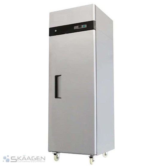 Unused Single Stainless Steel Door Fridge 410L - SST400C