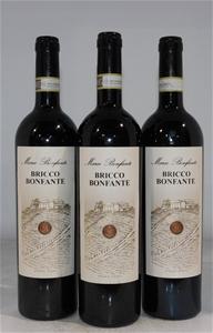 Bricco Bonfante 2012 (3x 750mL), Piedmon