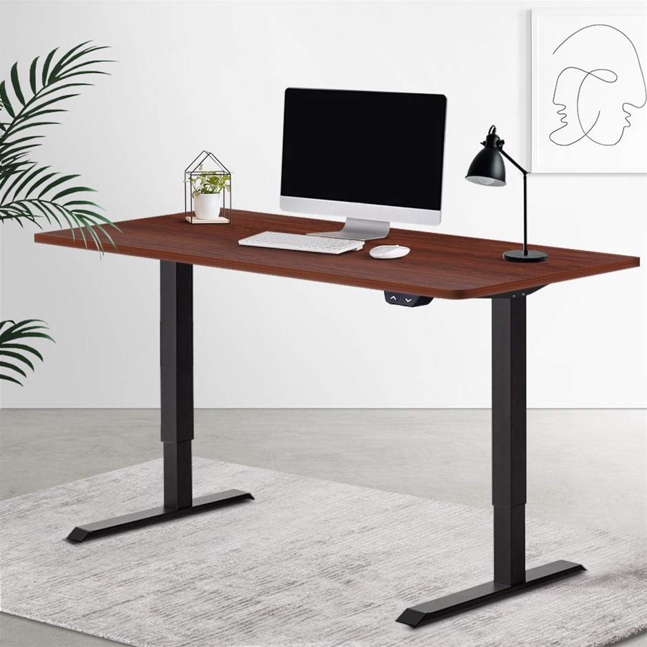 Artiss Sit Stand Desk Motorised Electric Table Riser Height Adjustable Desk