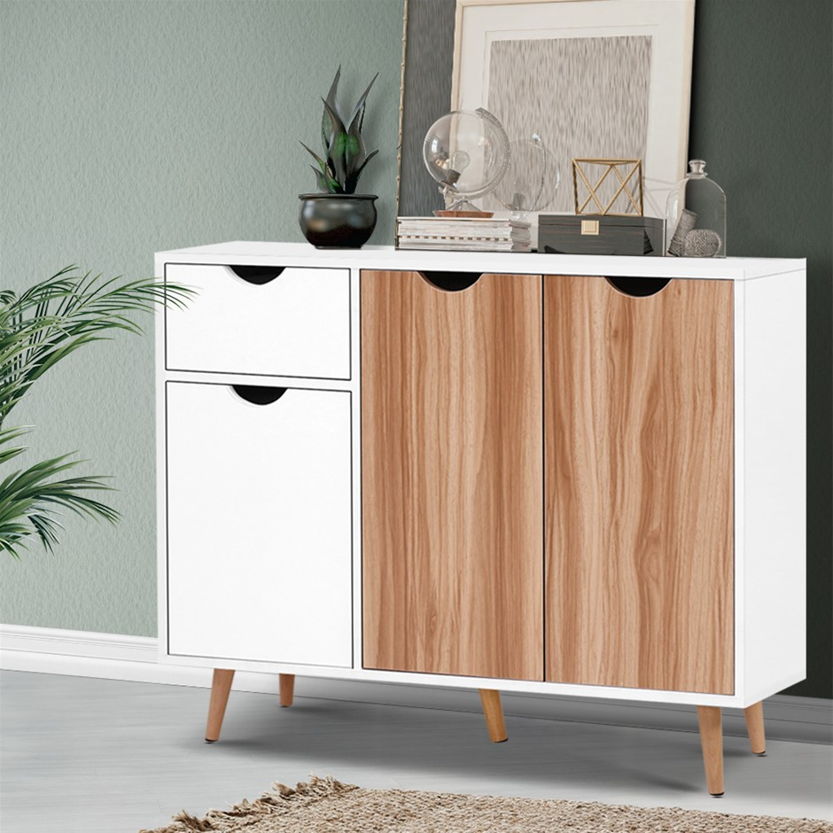 Artiss Buffet Sideboard Cabinet Storage Hallway Table Cupboard Drawer