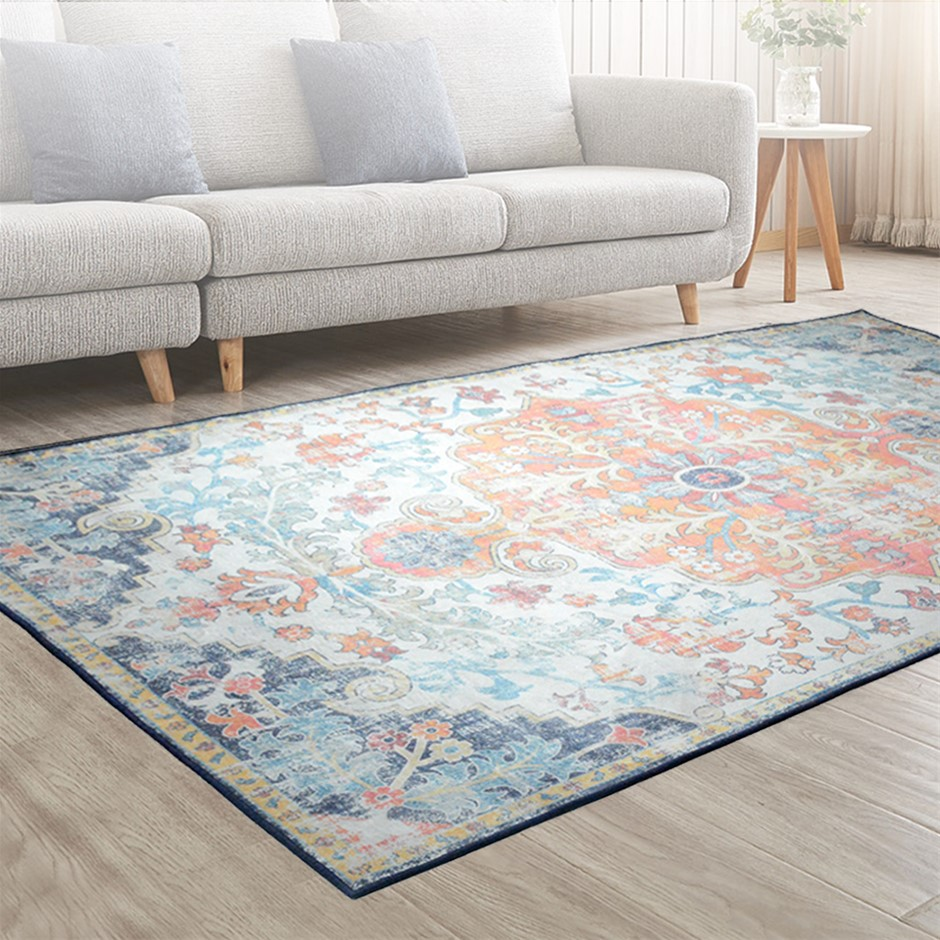 Artiss Floor Rugs Carpet 200 x 290 Living Room Mat Rugs Bedroom Large Soft