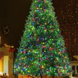 Jingle Jollys Christmas Tree LED 2.4M 8F
