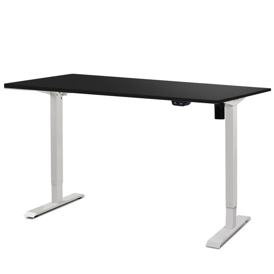 Artiss Electric Height Adjustable Standing Desk Computer Office 140cm