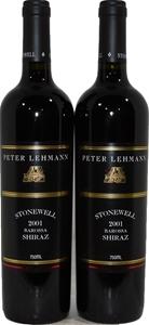 Peter Lehmann Stonewell Shiraz 2001 (2x