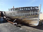 "Unreserved ""Mahita"" 38 Foot Static Display Boat"