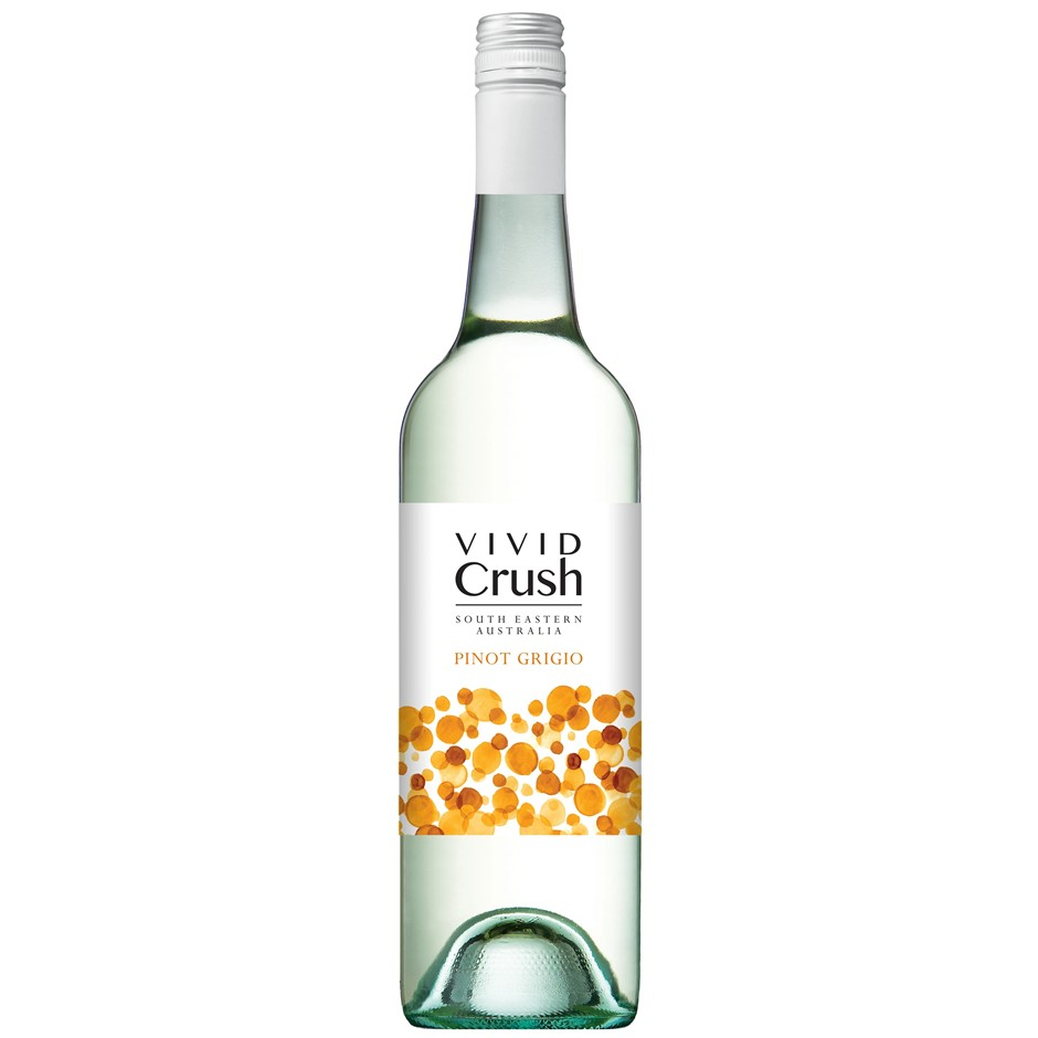 Vivid Crush Pinot Grigio 2020 (12x 750mL)