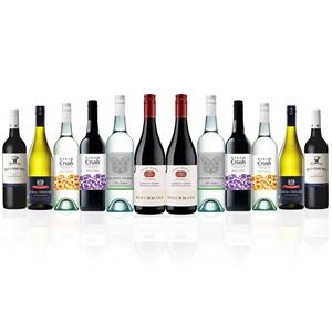 Premium Mixed Wine Dozen feat. Grant Bur
