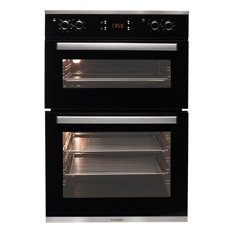 Euromaid Double Oven - 8 Function 4 Function (DS2)