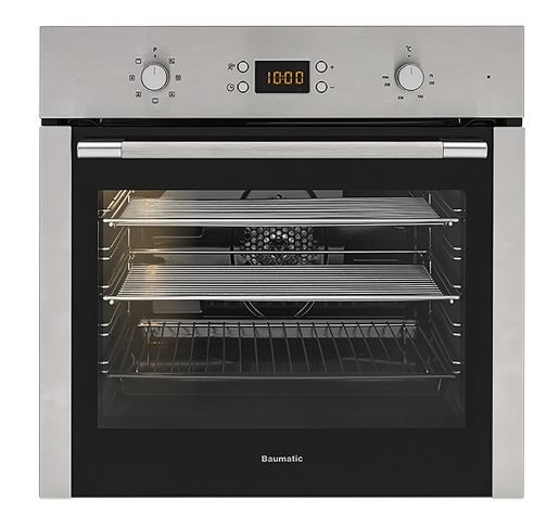 Baumatic Built In Oven 60cm 7 Function (T2-RMO7)