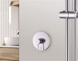 Shower Bath Mixer Tap Bathroom WATERMARK