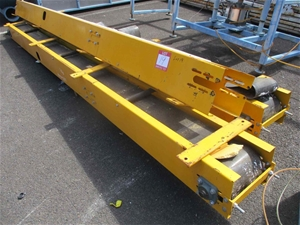 4 x Conveyor Belts With 1 x Spare