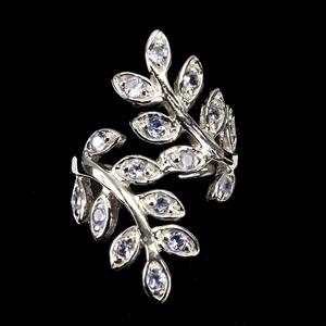 Gorgeous Sterling Silver Tanzanite Ring