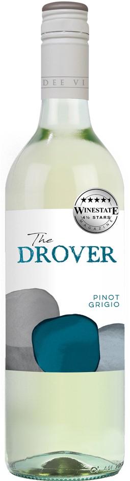 The Drover Pinot Grigio 2020 (12 x 750mL) SEA
