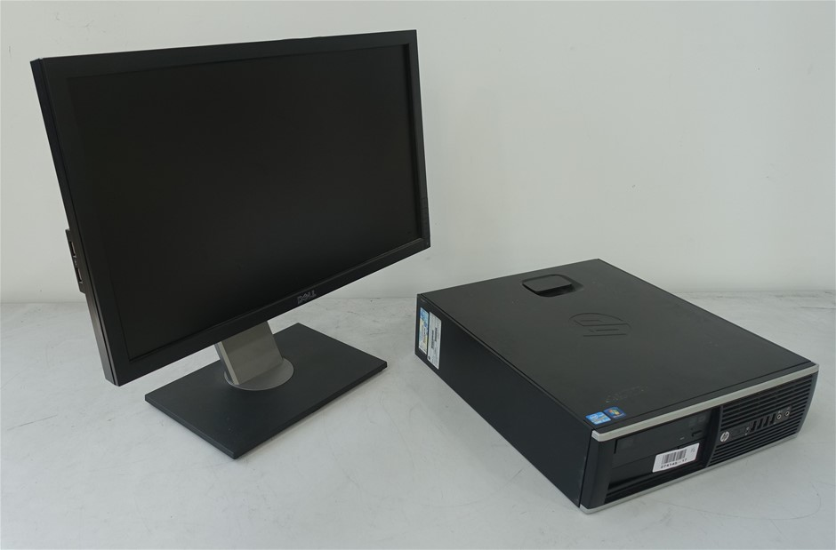 Hp Compaq Elite 8300 ( QV996AV ) Small Form Factor Desktop Pc