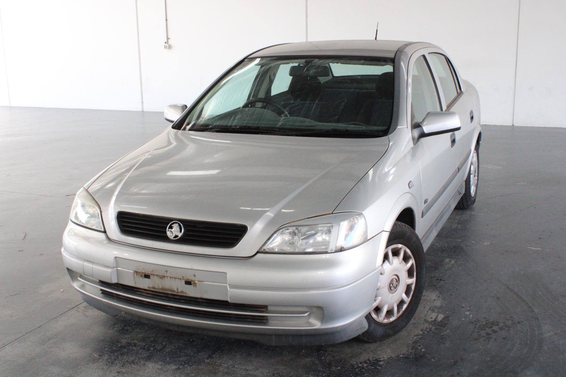 2001 Holden Astra City TS Automatic Sedan