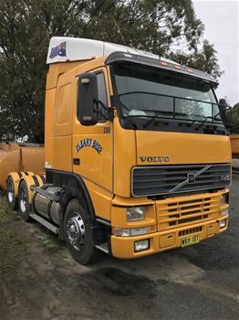 2000 Volvo FH12 6x4 Prime Mover