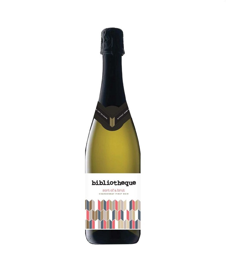 Bibliotheque Sparkling Sort of a Brut NV (12x 750mL).