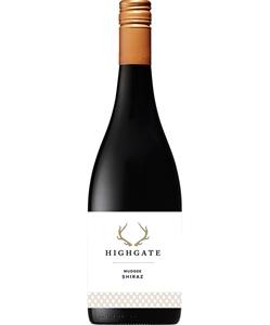 Highgate Mudgee Organic Shiraz 2016 (12x