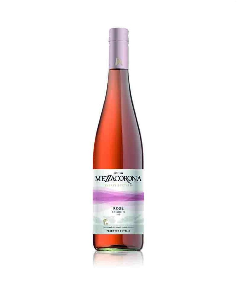 Mezzacorona Rose 2018 (12x 750mL).