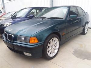 1996 BMW 3 18i E36 Manual Sedan (WOVR)