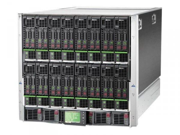 HP BladeSystem c7000 Enclosure