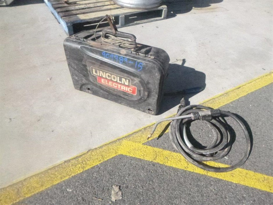 Lincoln Electric LN-25 Pro Mig Welder