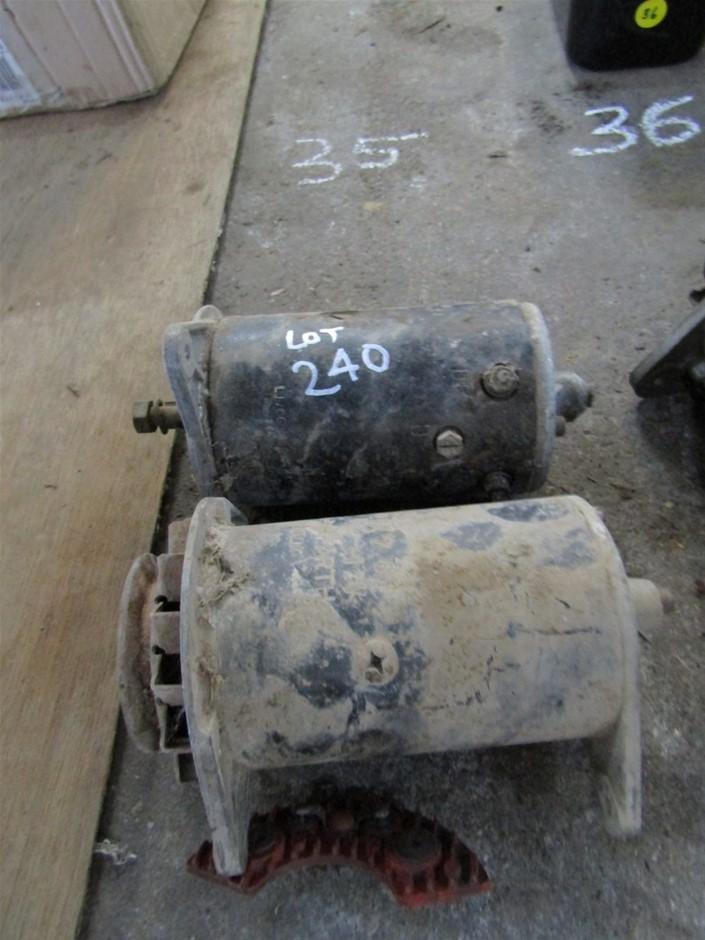 2 x Generators