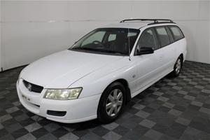 2006 Holden Commodore Executive VZ Autom