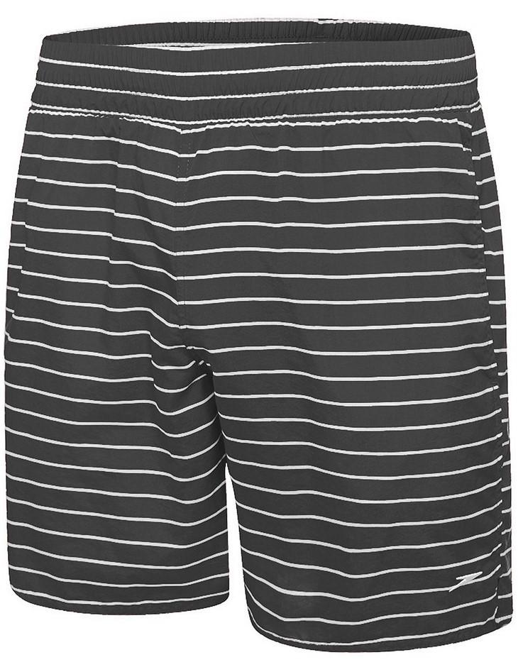SPEEDO Mens Limitless Watershort. Size M, Colour: Black/White. 100% Nylon.