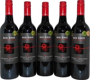 Red Knot by Shingleback Cabernet Sauvign