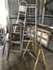 Assorted Ladders & Trestles