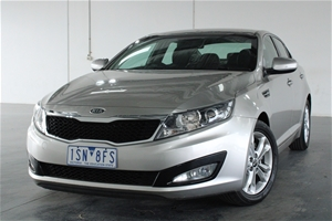 2012 Kia Optima Si TF Automatic Sedan (W