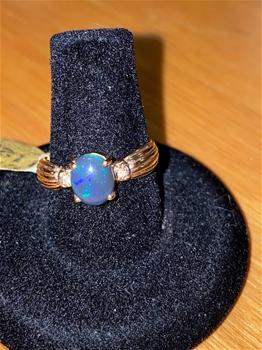 Opals + Pearls