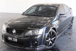 2008 Holden Commodore SS-V VE Automatic