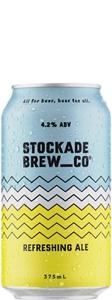 Stockade Refreshing Ale (24x 375mL).