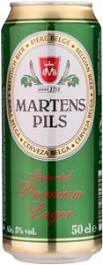 Martens Pils (24x 500mL). Belgium