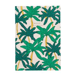 Woouf Notebook A5 - Palms