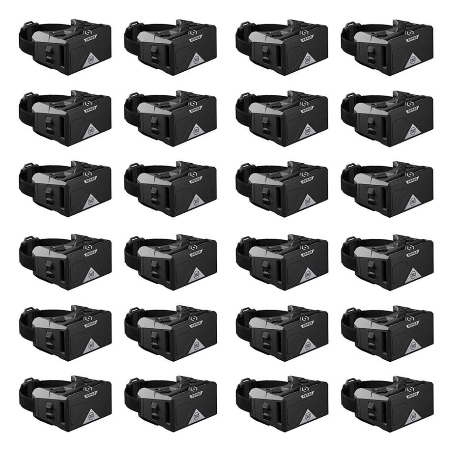 24 Pack Merge VR Mobile AR/VR Headset (Moon Grey)