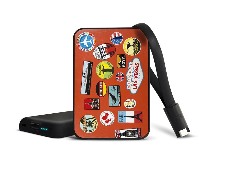 Smartoools Luggage 10,000 mAh Battery Charger