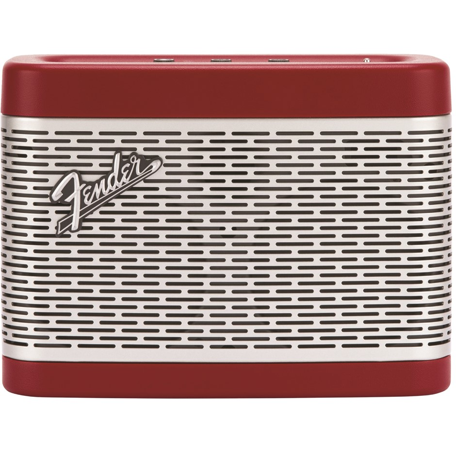 Fender Newport Dakota Red