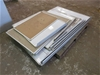 Pallet of White Boards and Pin Boards