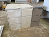 3 x 3 Tier Filing Cabinets