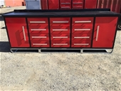 Unused Work Benches & Tool Cabinets - Darwin NT